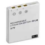 Batterie D-Li8 pour appareil photo Pentax