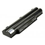 Batterie ordinateur portable CP477891-01 pour (entre autres) Fujitsu Siemens LifeBook LH520 - 5200mAh