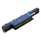 Batterie ordinateur portable BT.00603.129 pour (entre autres) Acer Aspire 4551 - 7800mAh