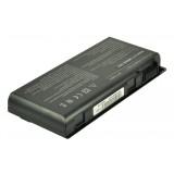 Batterie ordinateur portable BTY-M6D pour (entre autres) MSI GT660 - 6600mAh