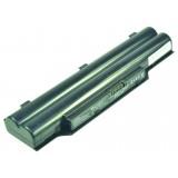 Batterie ordinateur portable FPCBP347AP pour (entre autres) Fujitsu LifeBook A532, AH532 - 5200mAh