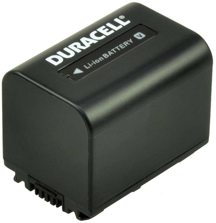 batterie origine duracell np fv70 pour sony batterie appareil photo. Black Bedroom Furniture Sets. Home Design Ideas