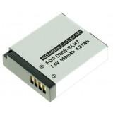Batterie DMW-BLH7 pour appareil photo Panasonic