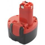 Batterie outillage portatif pour Bosch - 9,6V - compatible avec, entre autres, 2 607 335 540