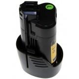 Batterie outillage portatif pour Bosch - 10,8V - compatible avec, entre autres, 2 607 336 864