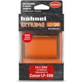 Batterie LP-E6N pour appareil photo Canon - Hähnel HLX-E6N Extreme