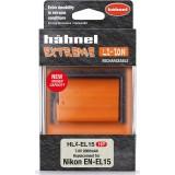 Batterie EN-EL15 pour appareil photo Nikon - Hähnel HLX-EL15HP Extreme