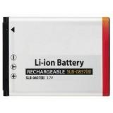 Batterie SLB-0837(B) pour appareil photo Samsung