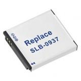 Batterie SLB-0937 pour appareil photo Samsung