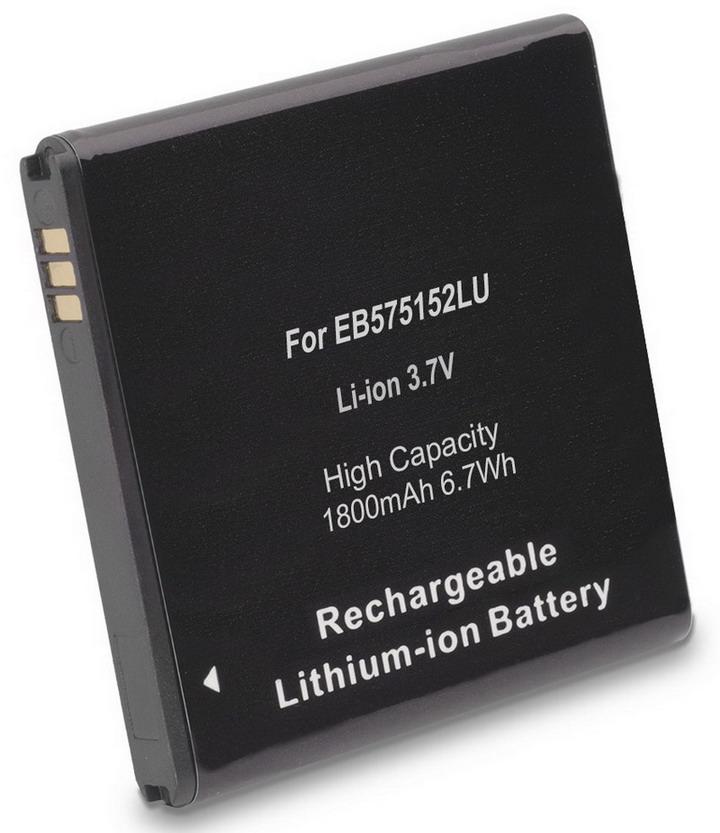 batterie pour samsung galaxy s i9000 batterie appareil photo. Black Bedroom Furniture Sets. Home Design Ideas