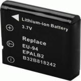 Batterie SLB-1237 pour appareil photo Samsung