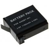 Batterie AHDBT-401 pour caméscope GoPro Hero4