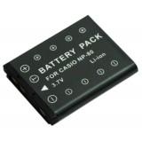 Batterie NP-80 pour appareil photo Casio