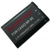 Batterie NP-90 pour appareil photo Casio