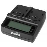 Chargeur Duo Jupio pour batteries de caméra et d'appareil photo