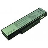 Batterie ordinateur portable K72JR-1A pour (entre autres) Asus K72 - 4400mAh