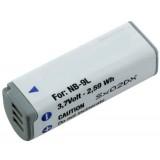 Batterie pour appareil photo Canon IXUS 500 HS