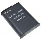 Batterie pour appareil photo Nikon Coolpix S810c