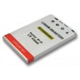 Batterie pour appareil photo BenQ DC X720 et X725