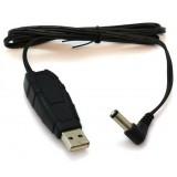 Câble USB pour connecter le chargeur à la batterie de recharge externe