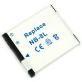 Batterie NB-8L pour appareil photo Canon