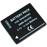 Batterie DMW-BCH7E pour appareil photo Panasonic