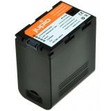 Batterie SSL-JVC75 pour caméscope JVC + USB Output (X-Tap)