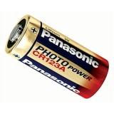 Pile Panasonic CR123A Professional Photo Lithium