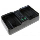 Chargeur duo pour 2 batteries Nikon EN-EL18 et EN-EL18b