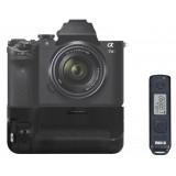 Poignée d'alimentation (grip) VG-C2EM pour Sony Alpha A7 II, A7R II et A7S II