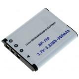 Batterie NP-110 pour appareil photo Casio