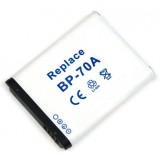 Batterie BP70A pour appareil photo Samsung