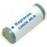 Batterie NB-9L pour appareil photo Canon