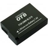Batterie DMW-BLD10 pour appareil photo Panasonic