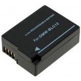 Batterie DMW-BLC12 pour appareil photo Panasonic - Promotion !