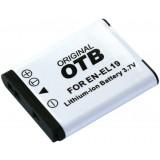Batterie EN-EL19 pour appareil photo Nikon