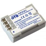 Batterie BLM-5 pour appareil photo Olympus