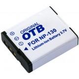 Batterie NP-130 pour appareil photo Casio