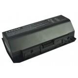 Batterie ordinateur portable A42-G750 pour (entre autres) Asus G750 - 5200mAh