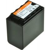 Batterie VW-VBD78 / AG-VBR89G pour caméscope Panasonic - Extra Power