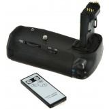 Poignée d'alimentation (grip) BG-E14 pour Canon EOS 70D, EOS 80D et EOS 90D - Jupio