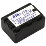 Batterie VW-VBK180 pour caméscope Panasonic