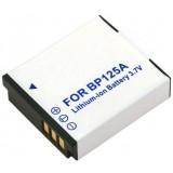 Batterie IA-BP125A pour caméscope Samsung