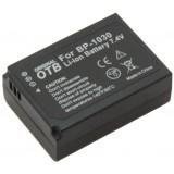 Batterie BP1030 pour appareil photo Samsung