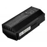 Batterie ordinateur portable 07G016HH1875M pour (entre autres) Asus G73 - 5200mAh