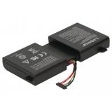 Batterie ordinateur portable 0KJ2PX pour (entre autres) Dell Alienware M17X-R5 - 5200mAh