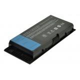 Batterie ordinateur portable 1C75X pour (entre autres) Dell Precision M4600, M6600, M6700 - 7800mAh