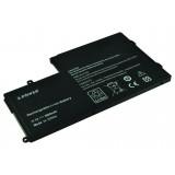 Batterie ordinateur portable 1WWHW pour (entre autres) Dell Inspiron 15-5547 - 3800mAh