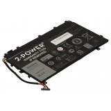 Batterie ordinateur portable 3WKT0 pour (entre autres) Dell Latitude 7350 / Latitude 13 7350 - 2500mAh