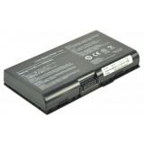 Batterie ordinateur portable 70-NSQ1B1200Z pour (entre autres) Asus A42-M70 - 5200mAh